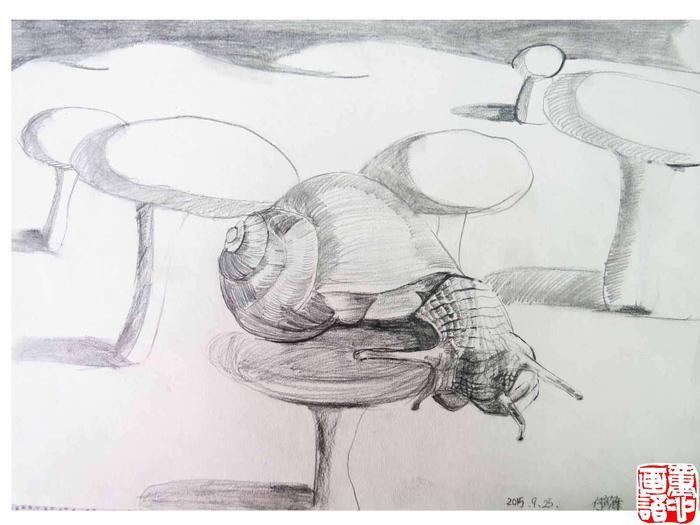 大童创意素描班(10岁以上) 分享到: 基础构图的重要性,静物,写生,三图片